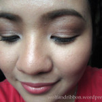 Get the Look with Essence Eyeshadow Quattro in To Die For
