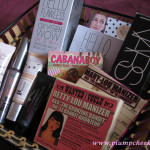 Weekly Makeup Basket #3