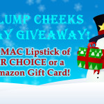 The Plump Cheeks' Holiday Giveaway! (CLOSED!)