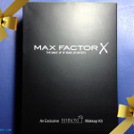 My December MAX FACTOR Exclusive BDJBox Unboxing