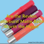 Are the Revlon Colorburst Matte Balms Worth the Hype?
