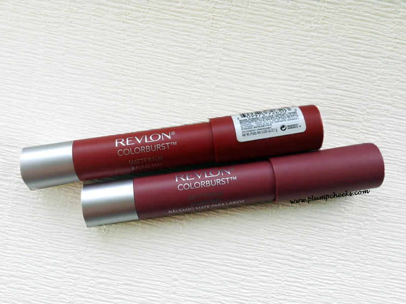 Revlon Standout and Sultry