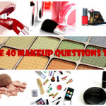 The 40 Makeup Questions TAG!