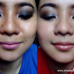 Play Time with Dark and Colorful Eyeshadows