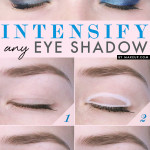 Tips and Tricks: How to Intensify Eyeshadow!