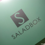 Unboxing Saladbox March 2014: One More Chance?