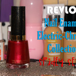 On My Nails #7: Revlon Spiderman Nail Enamel Electric-Chrome Collection in Spidey Sense