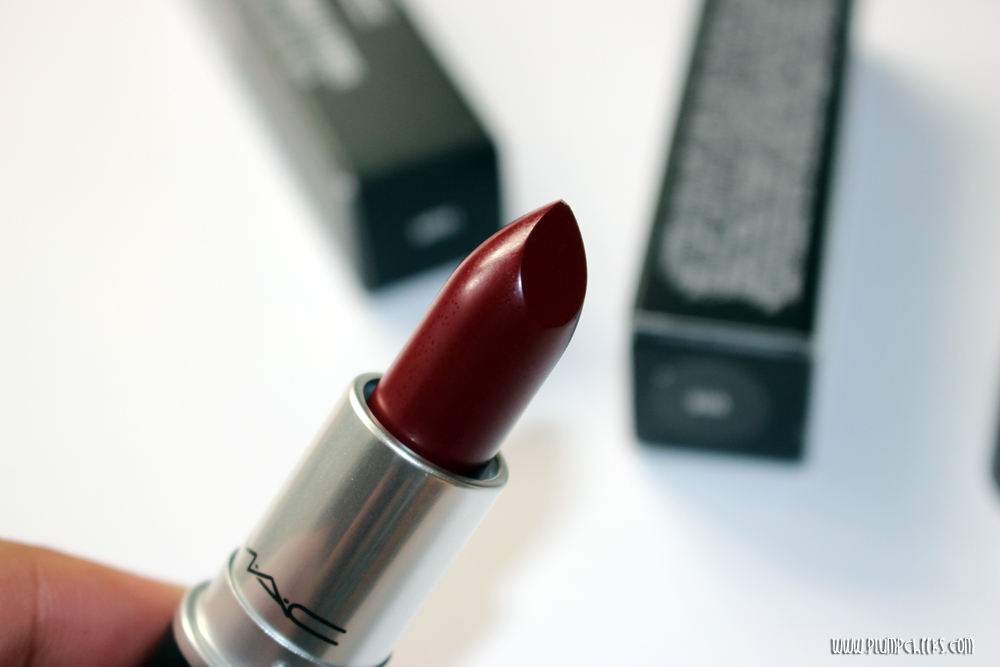 MAC Lipstick in Diva (5)