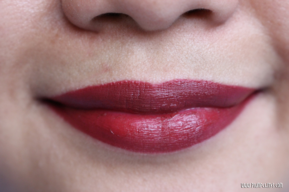 MAC Lipstick in Diva (7)