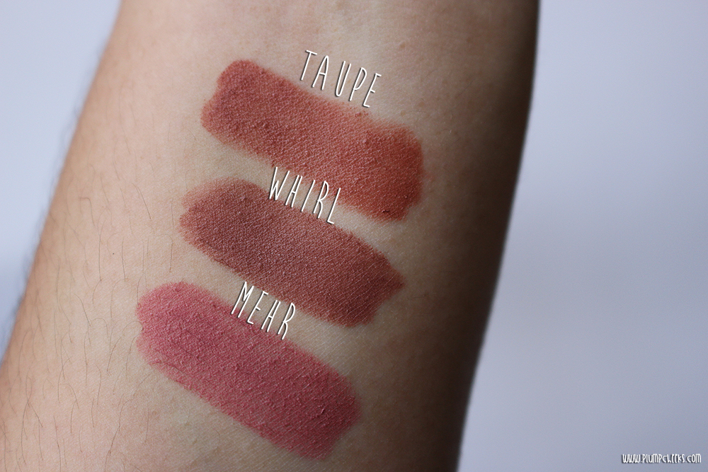 Geliebte MAC Whirl Lipstick – The Matte Lip Collection for Summer 2015 &FN_73