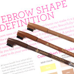 Drugstore Finds: NEW! Jordana Cosmetics FabuBrow Eyebrow Pencils