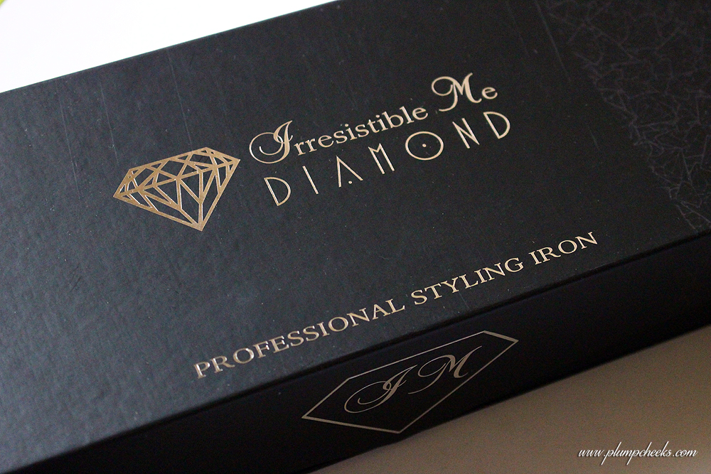 Irresistible Me Diamond Professional Styling Iron Review