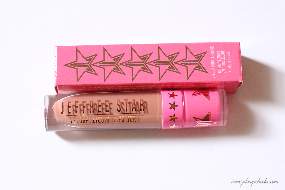 Jeffree Star Velour Liquid Lipstick in Celebrity Skin