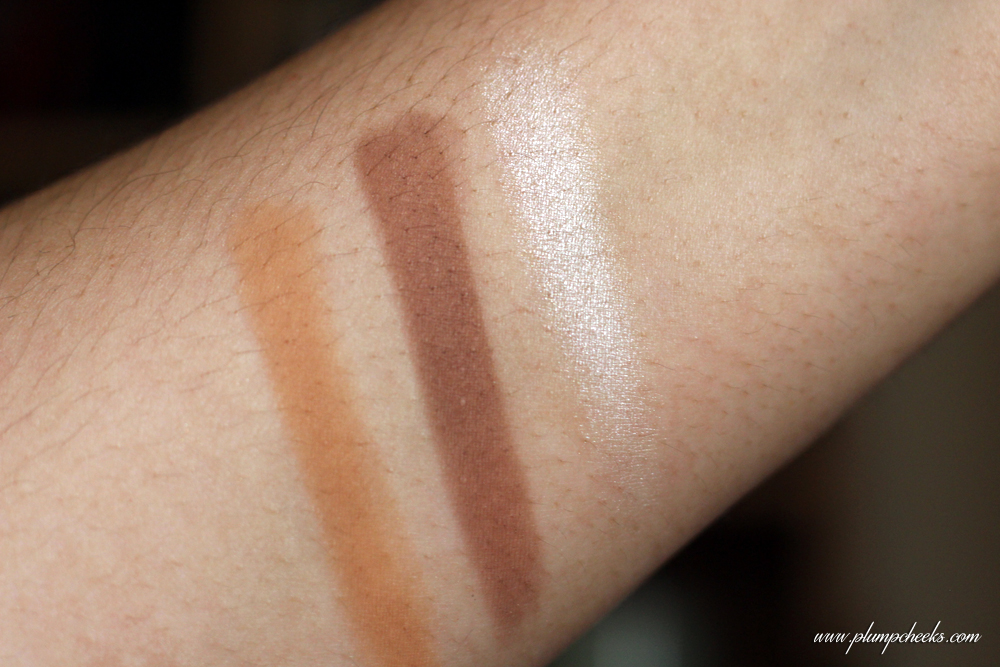 MATTE IN DETAIL MAKE BROW #1 SWATCHES (3)