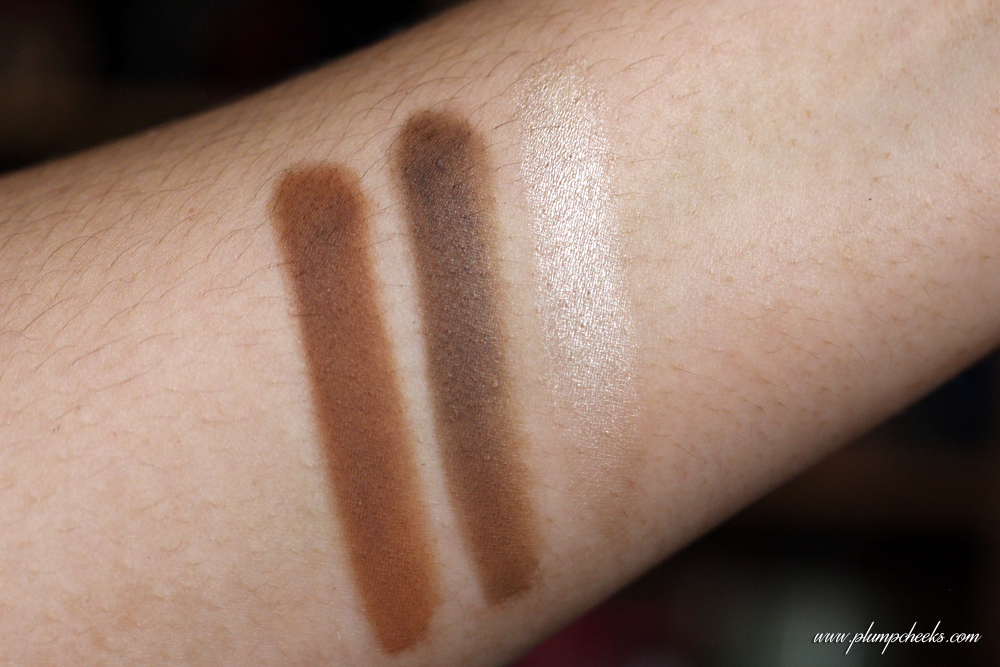 MATTE IN DETAIL MAKE BROW #2 SWATCHES (2)