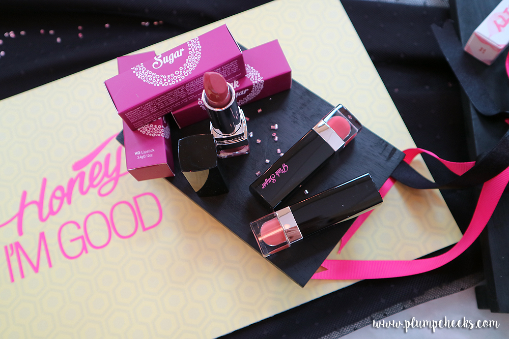 New Pink Sugar HD Lipstick