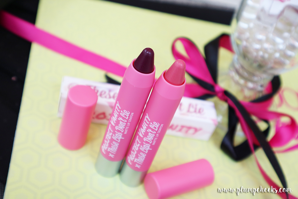 Pink Sugar x Project Vanity These Lips Dont Lie Lip Crayons (3)