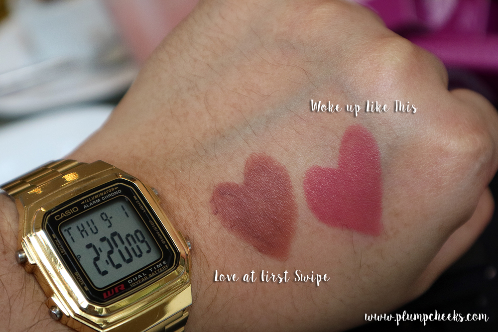 Pink Sugar x Project Vanity These Lips Dont Lie Lip Crayons Swatch (2)