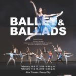 "Ballet Manila brings lyrics to life with the newest installment of ""Ballet & Ballads"""