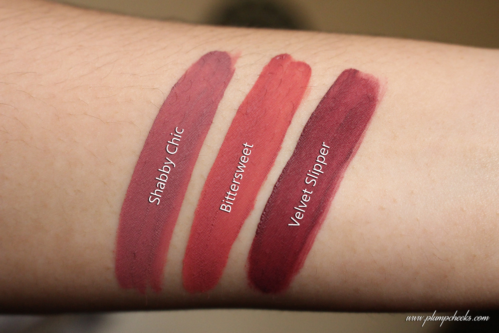 Sleek Makeup Matte Me Shabby Chic Review Saubhaya Makeup